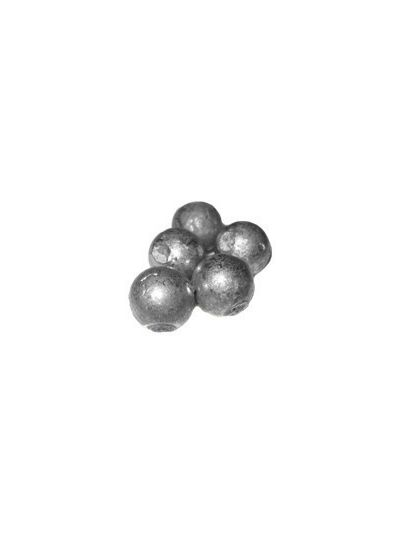 Hand Cast Lead Round Balls For Black Powder Revolvers