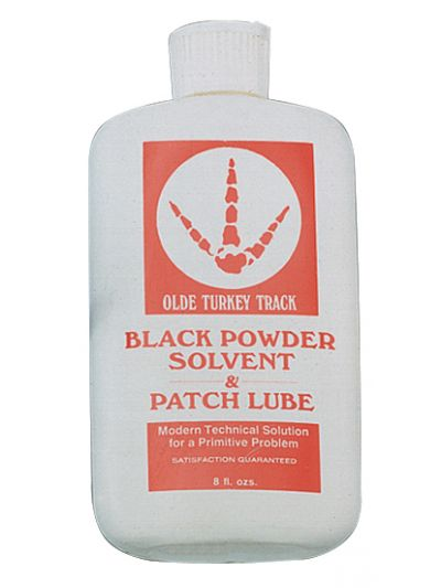 Olde Turkey Track Black Powder Solvent & Patch Lube