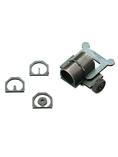 Front Globe Sight With Windage Adjustment & Inserts, Model 5509